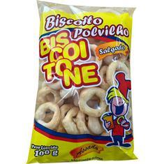 Biscoito de Polvilho Argola Biscoitone 100g