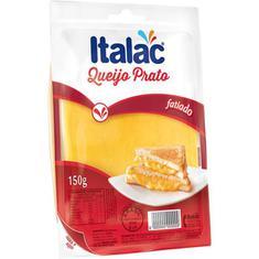 Queijo Prato Fatiado Italac 150g