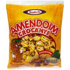 Bala de Amendoim Santa Fé 500g