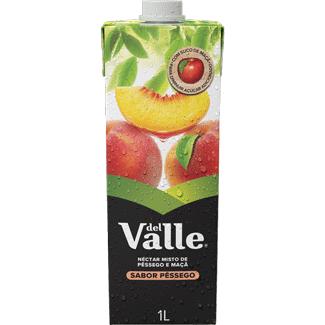 Néctar de Pêssego Del Valle 1L