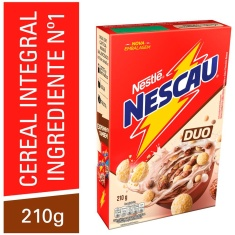 Cereal Nescau Duo Nestlé 210g