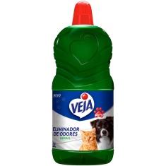 Eliminador de Odores Pets Herbal Veja 2L