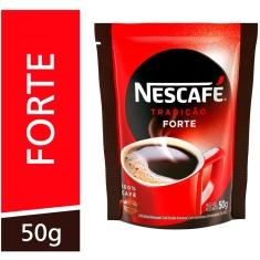 Café Solúvel Tradição Nescafé Sachê 50g