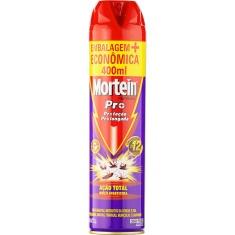 Multi-Inseticida Aerossol Ação Total Mortein Pro 400ml