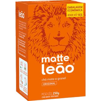 Chá Mate Natural Leão 250g