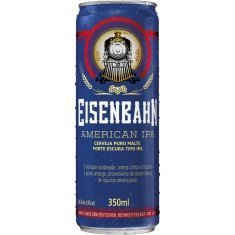 Cerveja Premium American Ipa Eisenbahn 350ml