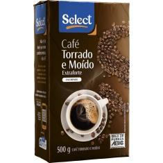 Café a Vácuo Extraforte Select 500g