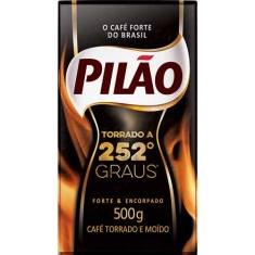 Café a Vácuo 252 Graus Pilão 500g