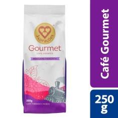 Café Gourmet Mogiana Paulista 3 Corações 250g