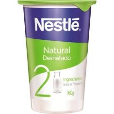 Iogurte Nestlé Desnatado 160g