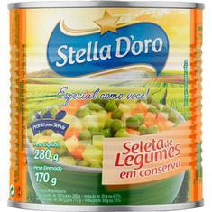 Seleta de Legumes Stella D'Oro 170g