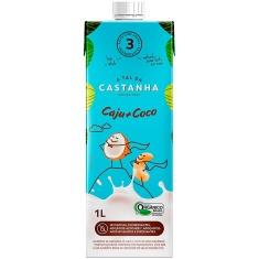 Bebida A Tal da Castanha Caju e Coco 1L
