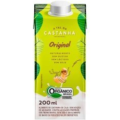 Bebida A Tal da Castanha Caju Original 200ml
