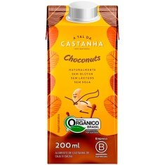 Bebida A Tal da Castanha Choconuts 200ml