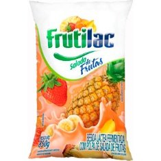Bebida Láctea Sabor Salada de Frutas Frutilac 850g
