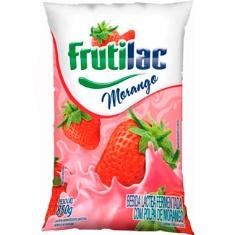 Bebida Láctea Sabor Morango Frutilac 850g