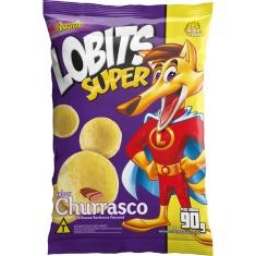 Salgadinho Lobits Churrasco 90g