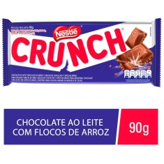 Chocolate Crunch Nestlé 90g