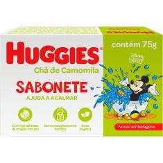 Sabonete Infantil Huggies Camomila 75g