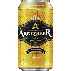 Cerveja Pilsen Aretzbeer 350ml