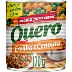 Ervilha com Cenoura Quero 170g