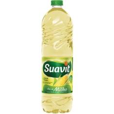Óleo de Milho Suavit 900ml