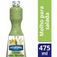 Molho para Salada Limão Hellmanns 475ml