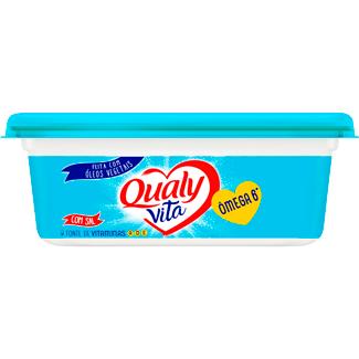 Creme Vegetal com Sal Qualy Vita 250g