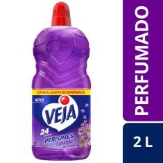 Limpador Veja Perfumes e Sensações Lavanda Bem Estar 2L