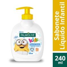 Sabonete Líquido Infantil Kids Minions Palmolive 240ml