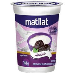 Iogurte Ameixa Matilat 160g
