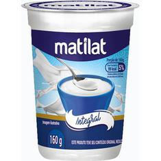 Iogurte Natural Matilat 160g