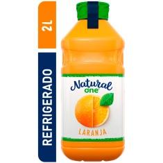 Suco de Laranja Refrigerado Natural One 2L