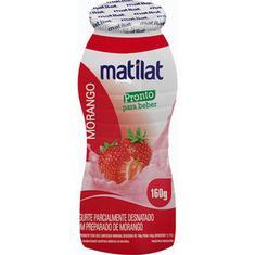 Iogurte de Morango Matilat 160g