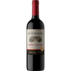 Vinho Chileno Cabernet Sauvignon Concha y Toro 750ml