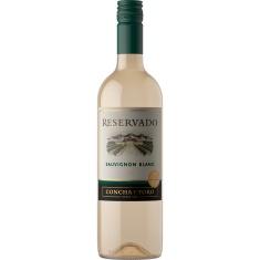 Vinho Chileno Reservado Sauvignon Blanc Concha y Toro 750ml