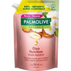 Sabonete Líquido Óleo Nutritivo para as Mãos Naturals Palmolive Refil 900ml