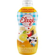 Bebida Lactea Salada de Frutas Elege 1250g