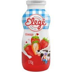 Bebida Láctea Morango Elegê 170g