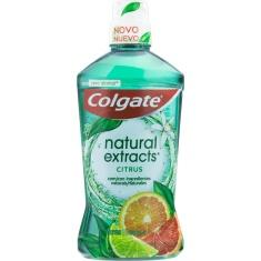 Enxaguante Bucal Zero Álcool Citrus Natural Extracts Colgate 1L