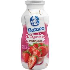 Iogurte Morango Batavo 170g