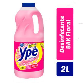 Desinfetante Bak floral Ypê 2L