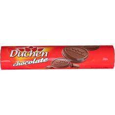 Biscoito Recheado Sabor Chocolate Duchen 135g