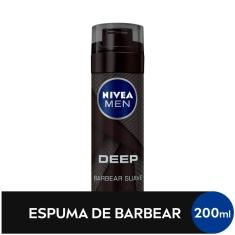 Espuma de Barbear Men Deep Nivea 200ml