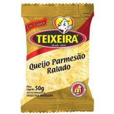 Queijo Ralado Teixeira Grosso 50g