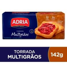 Torrada Multigrãos Adria 142g