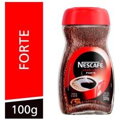Café Solúvel Tradição Forte Nescafé 100g