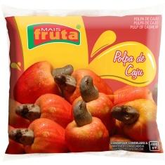 Polpa de Fruta Caju Mais Fruta 10X100g