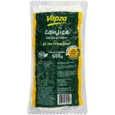 Canjica de Milho Cozida no Vapor Vapza 500g