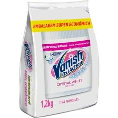 Tira Manchas Pó Oxi Action Crystal White Vanish Refil 1,2kg